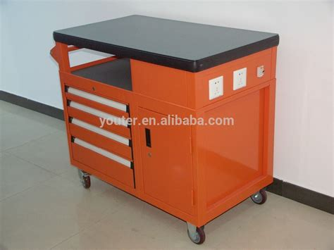 Cart With Wheels And Drawers Metal Tool Cart With Drawers And Cabinet Buy Metal Cart