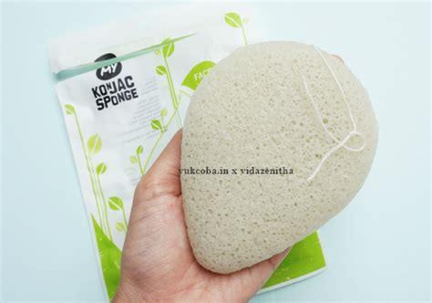 My Konjac Sponge Clay my konjac sponge green clay yukcoba in