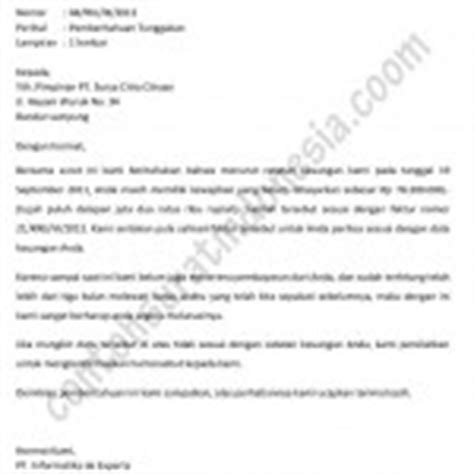 contoh surat peringatan karyawan karena sering terlambat