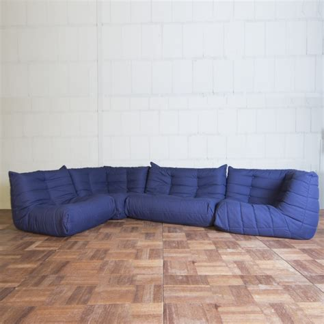sofa togo togo sofa by michel ducaroy for ligne roset 53287