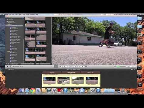 tutorial on imovie 09 how to make a movie trailer in imovie tutorial youtube