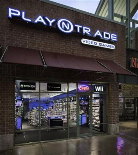 game store layout new design for video game retailer play n trade retail