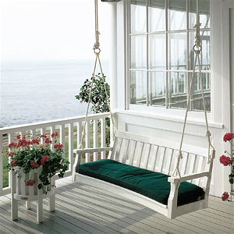 balcony swings fun interior decorating ideas swing seats by svvving