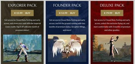 Revelation Online Founders Pack Giveaway - revelation online gets ready for closed beta