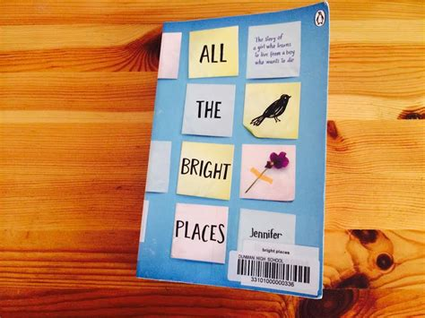 all the bright places book review 8 10 lots of good books jasmineleehy