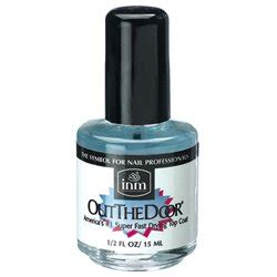 out the door fast drying top coat pack of 12