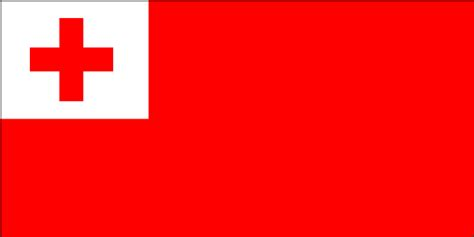 flags of the world red with white cross cia the world factbook 2002 flag of tonga