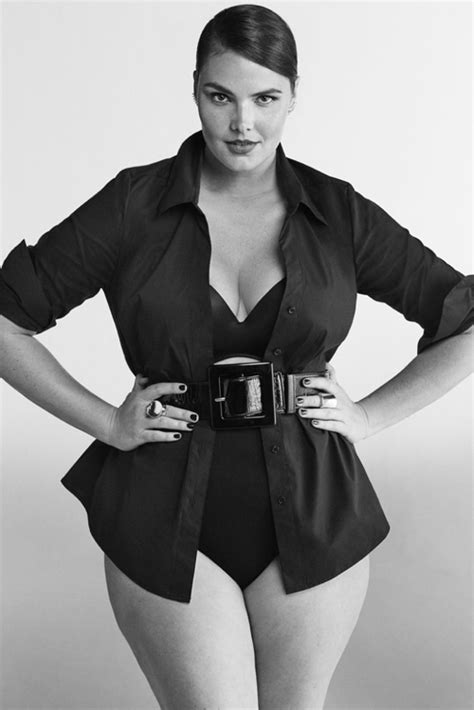 lane model plusisequal lane bryant takes its message and models