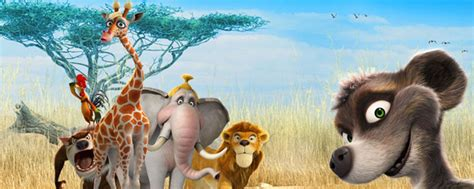 animals united credits   voice actors