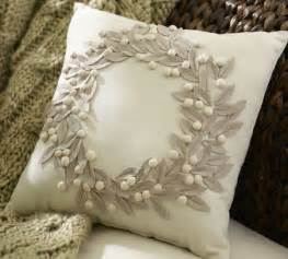 Pottery Barn Christmas Pillows Homey Home Design Pottery Barn Knock Off Pillow For The