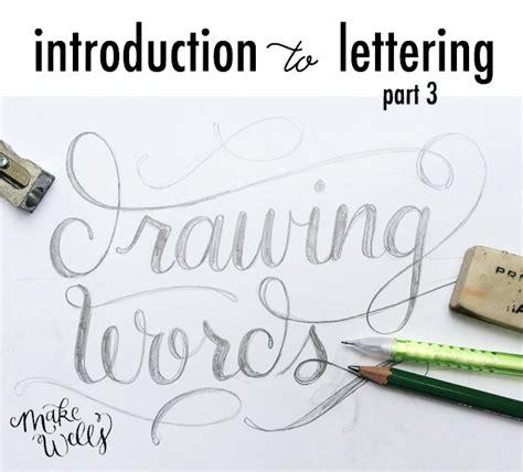tutorial brush lettering 21 more hand lettering and brush lettering tutorials