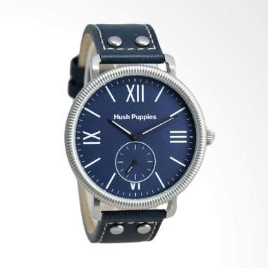 Jam Tangan Wanita Pria Hush Puppies Leather Lig Murah 1 jual hush puppies detik analog jam tangan pria blue hp 3853m 2503 harga