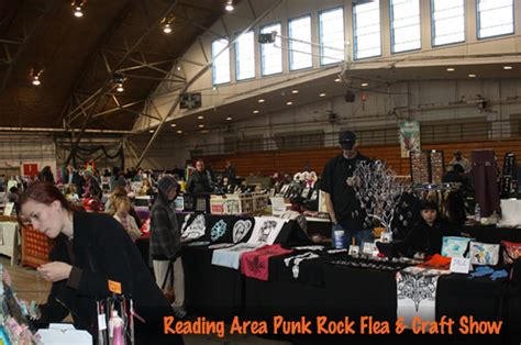 hamburg craft show reading area rock flea market craft show tour de thrift