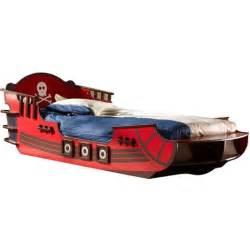 lit enfant 90 x 190 cm pirate shark pas cher 224