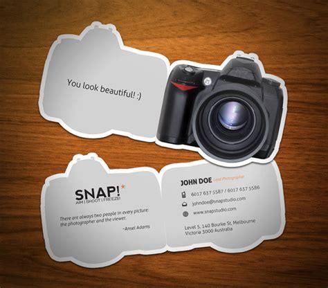 Unique Gift Card - unique business card design snap cardrabbit com