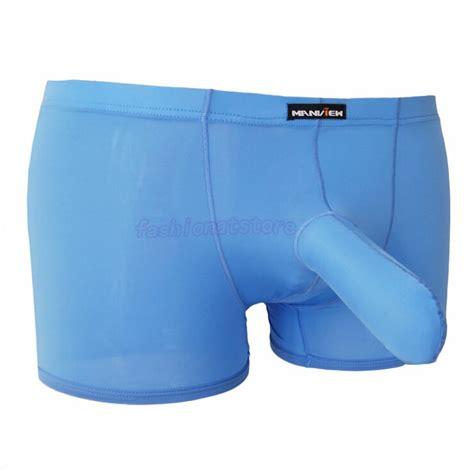 penis comfort men s comfort penis sheath cock sleeve ice silky soft