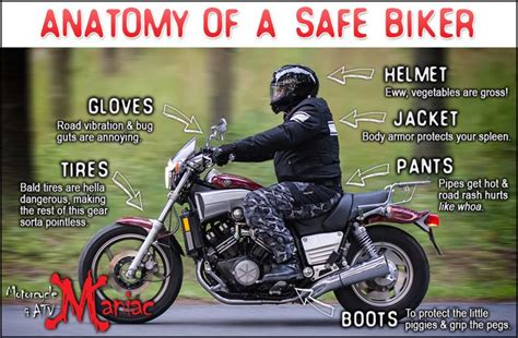 Terbaik Protector Safety Pelindung Bikers safety officials urge members to follow motorcycle