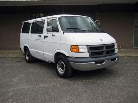 sell   dodge ram  van standard work cargo van     bellport  york