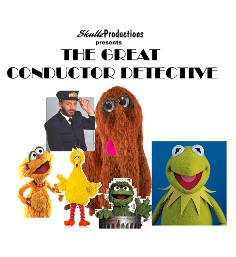 The Temporary Detective skullzproductions the great conductor detective at