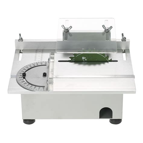 Mini Banc De Scie by Meilleur 100w Mini Table Scie En Aluminium Miniature