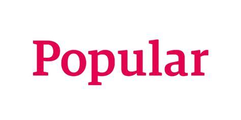 E Banco Popular by Banco Popular Muda Imagem