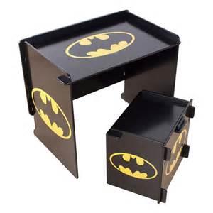 new batman batcave desk stool bedroom furniture