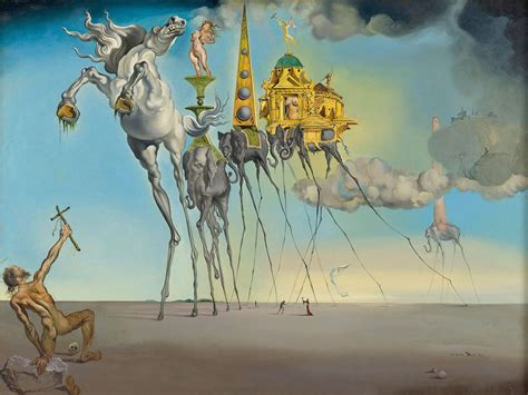 23 best optical illusions in salvador dali s paintings images on