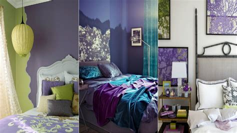 green and purple bedroom dark purple and green bedroom