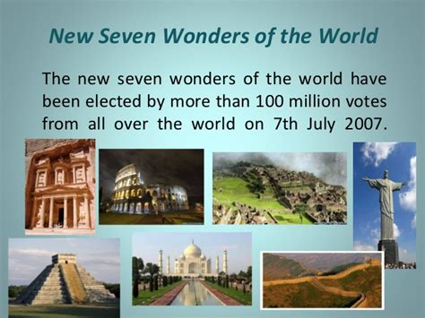 converts from around the world stories of new muslims the new seven wonders of the world