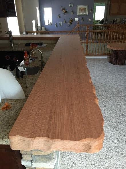 redwood bar top redwood burl bar top project redwood burl inc