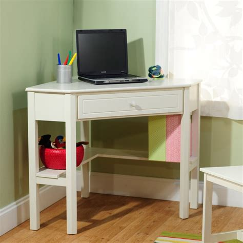 Child Corner Desk Bedroom Fascioned Corner Desk Plus Childs Desks And Throughout Small Desks For