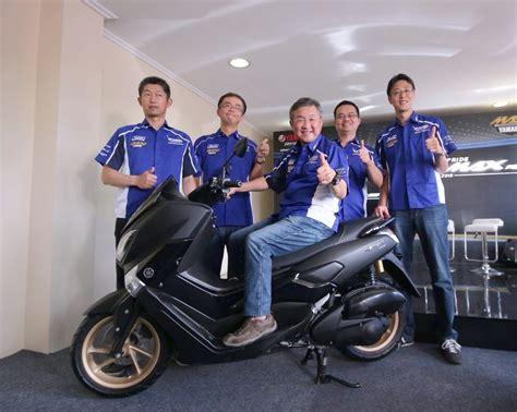 Yamaha Nmax Bogor alasan yamaha perbarui nmax