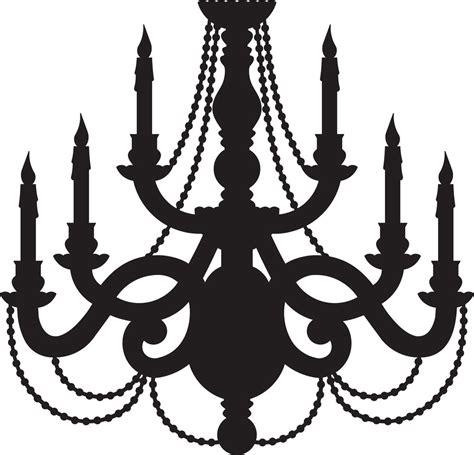 free chandelier clip chandelier svg digital cut file graphic vector image