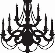 Best 25 ideas about chandelier silhouette find what youll love chandelier silhouette clip art aloadofball Images