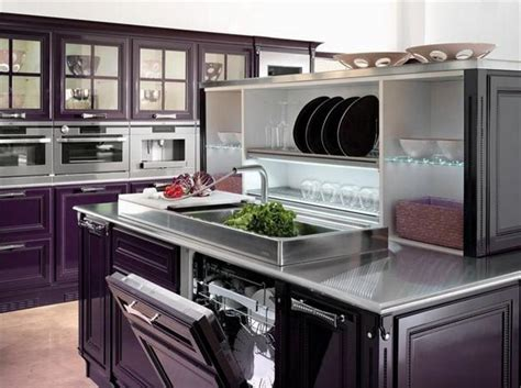 designed kitchen appliances pros and cons of built in kitchen appliances adding