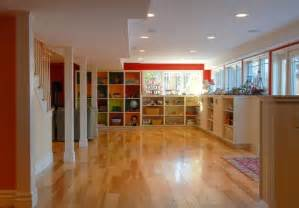 Finished Basement Storage Ideas Basement Renovation Traditional Basement Burlington By Peregrine Design Build