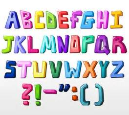 color fonts 19 cool colorful fonts images free decorative fonts to