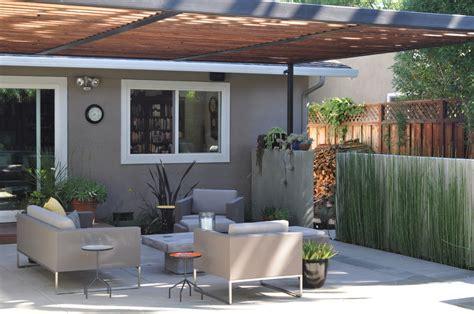 modern patio cover 22 patio cover designs ideas plans design trends
