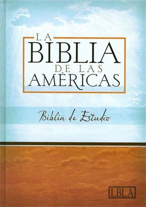 biblia de estudio de 0829719806 biblia de estudio lbla rese 241 a