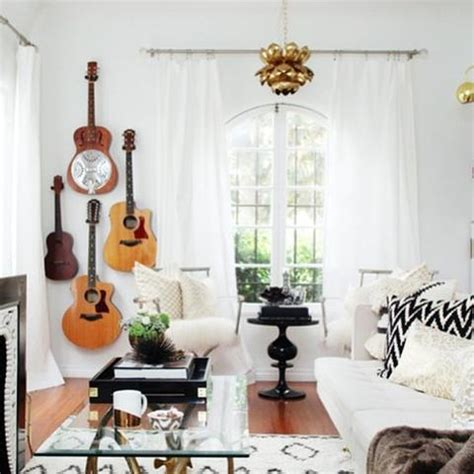 rock n roll home decor ideas and where to find rocker