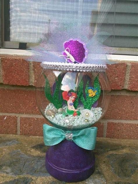 mermaid centerpiece pinteres