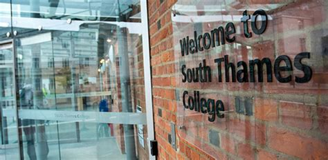 thames south college britannia row launches new 3 year bsc hons degree course