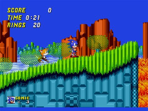 emuparadise sega sonic the hedgehog 2 world beta rom