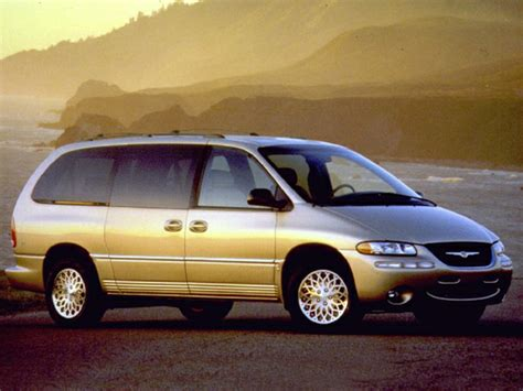 Chrysler 1999 Models by 1999 Chrysler Town Country Overview Cars