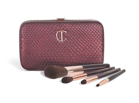 Mini Brushes Set by Magical Mini Makeup Brush Set Gifts Tilbury