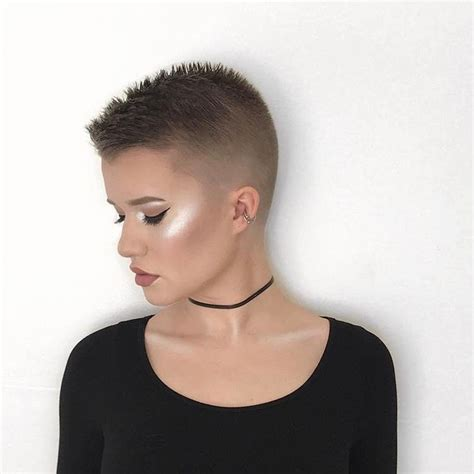 very short hair cut clippered 1 034 likes 3 comments buzzcutfeed buzzcutfeed on