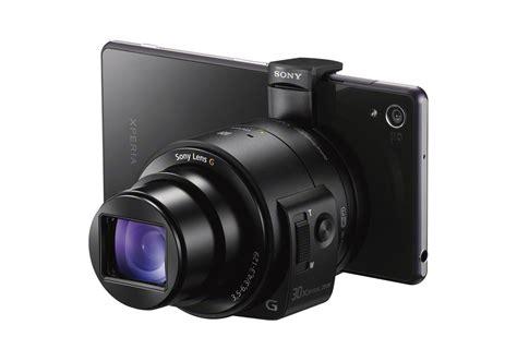 Kamera Adaptor Kit Untuk Iphone 55s66splus Sony Announces 2 New Qx Smartphone Attachments