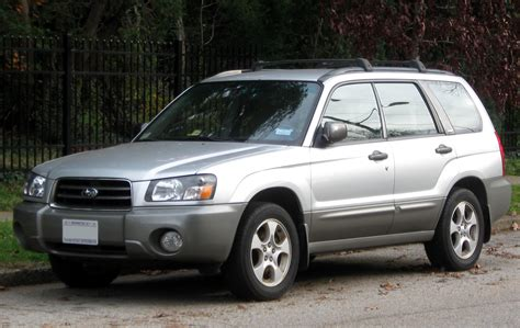 forester subaru 2003 2003 subaru forester ii pictures information and specs