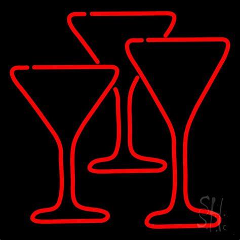 martini bar sign martini glasses neon sign martini neon signs every