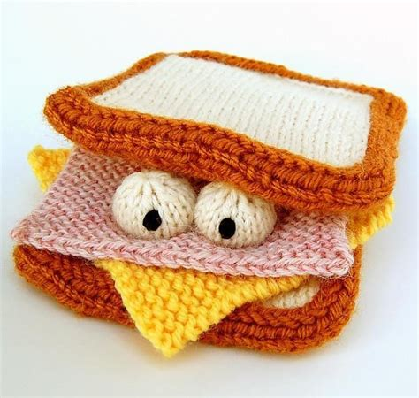 knitted amigurumi patterns free 17 best images about food knitted on ravelry